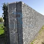 hangszigetelő kerítés